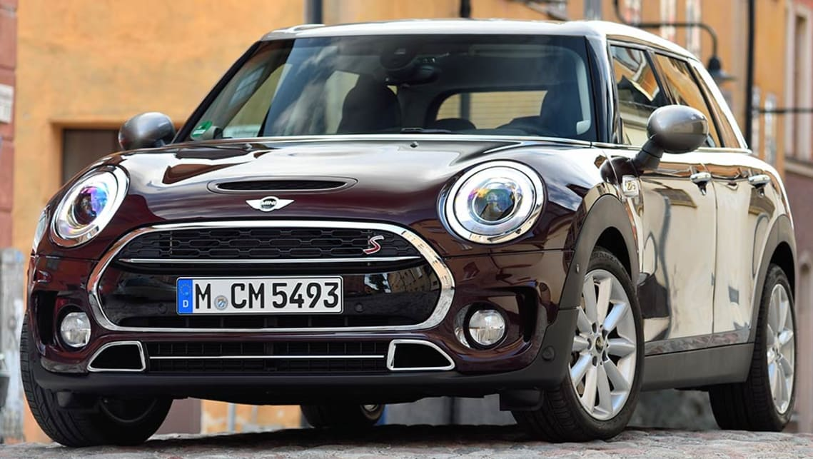 2015 Mini Clubman New Car Sales Price Car News Carsguide