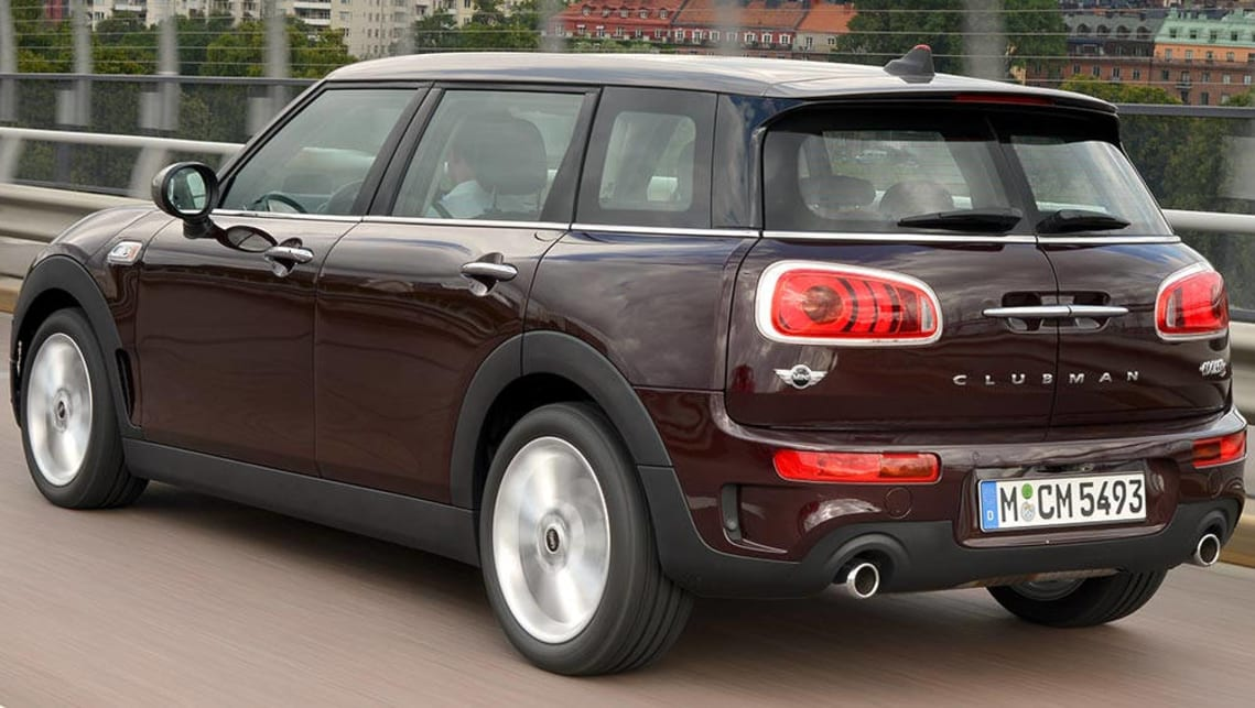 Mini Clubman Cooper And Cooper S 2015 Review