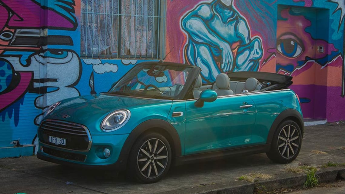 Mini Cooper Convertible 2016 Review Carsguide