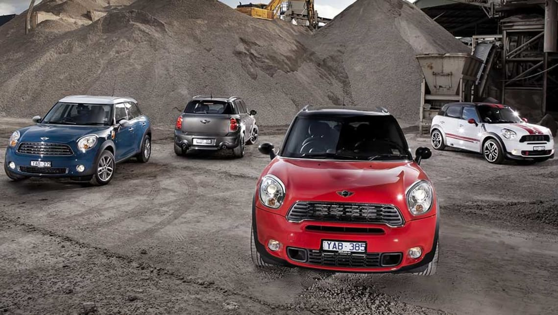 Used Mini Countryman Review 2011 2014 Carsguide