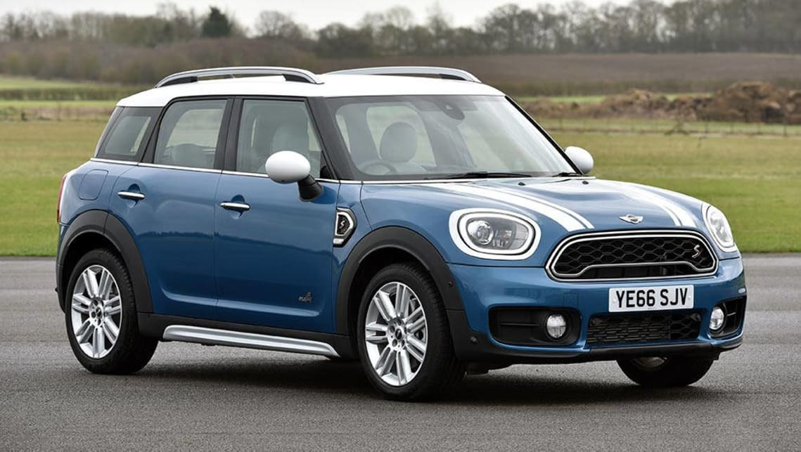 Mini Countryman 2017 Review Carsguide