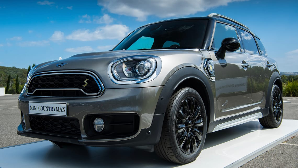 Mini Countryman Plug In Hybrid Confirmed For 2019 Car News Carsguide