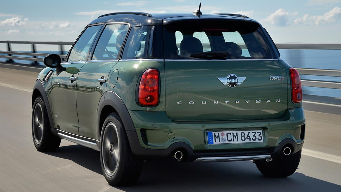2015 mini countryman and paceman new car sales price car news carsguide. Black Bedroom Furniture Sets. Home Design Ideas