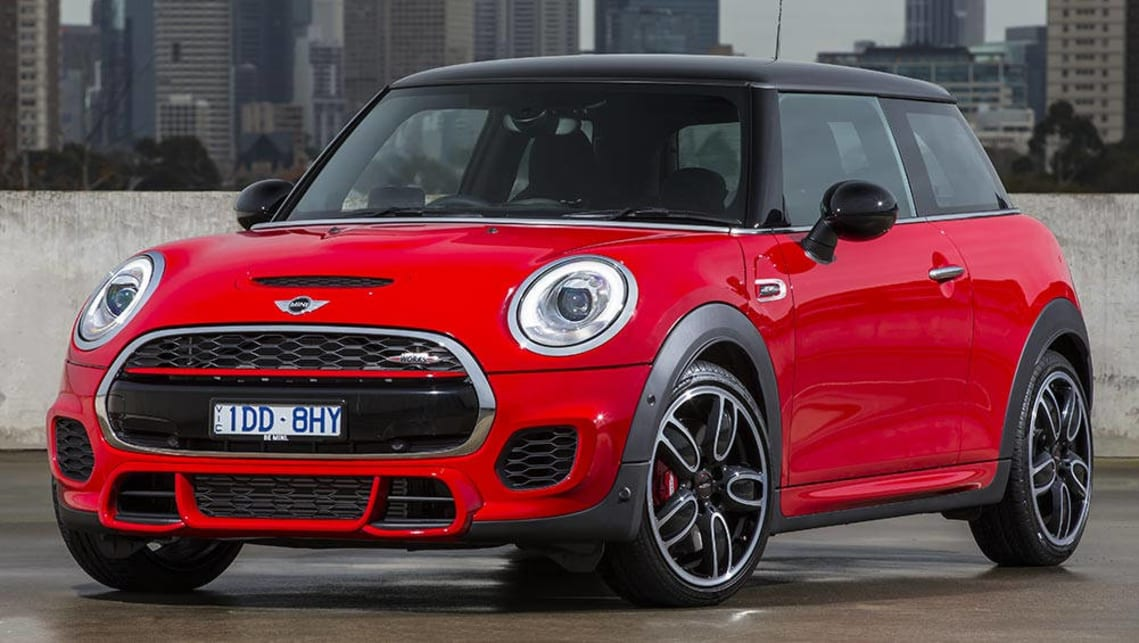 Mini John Cooper Works Hatch 2016 Review Carsguide