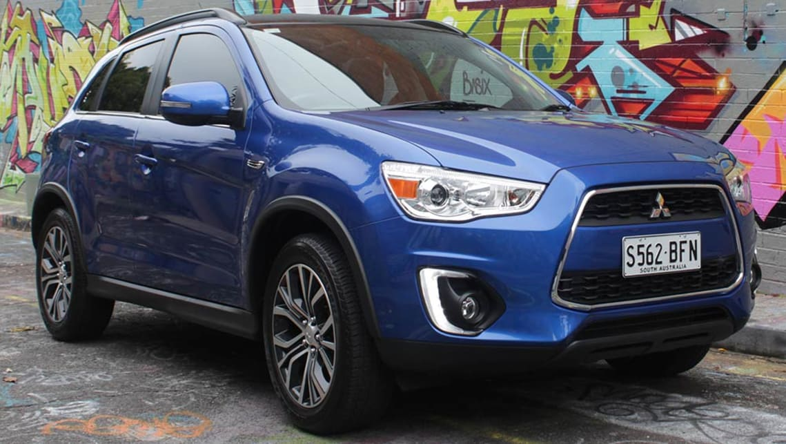 mitsubishi asx xls petrol 2016 review carsguide. Black Bedroom Furniture Sets. Home Design Ideas