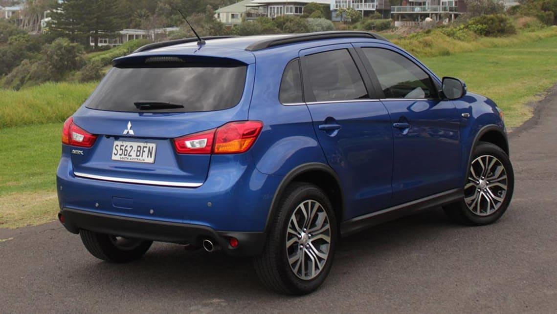 2016 mitsubishi asx xls petrol review road test carsguide. Black Bedroom Furniture Sets. Home Design Ideas