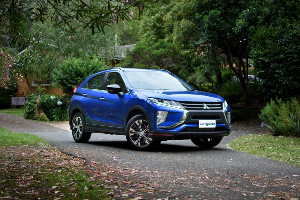 The Mitsubishi Eclipse Cross is priced from $29,990.