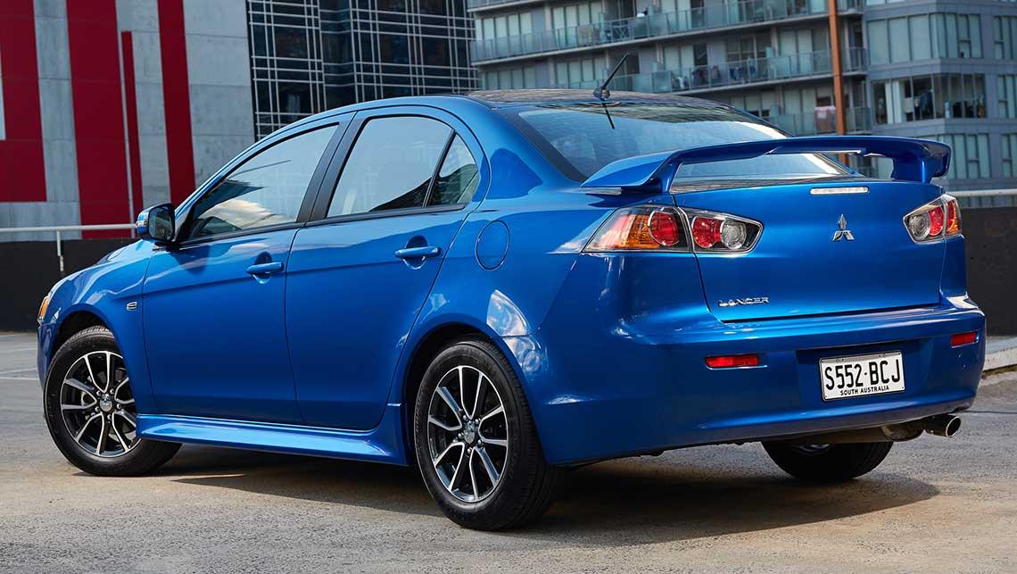 Mitsubishi lancer es sport 2015 review