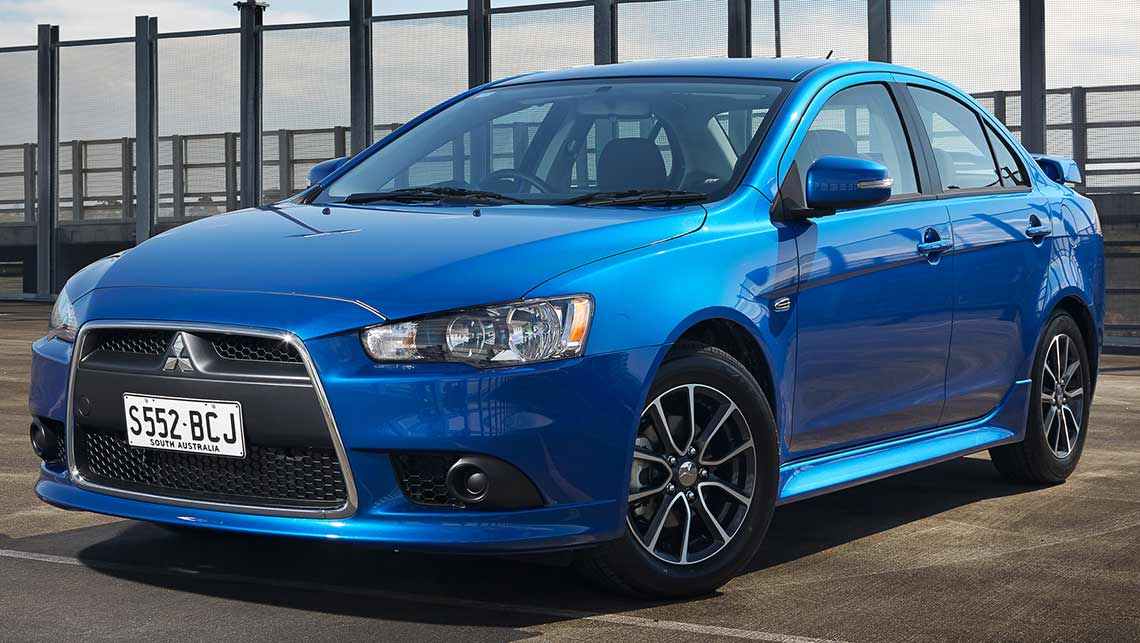 2015 mitsubishi lancer | new car sales price - car news | carsguide