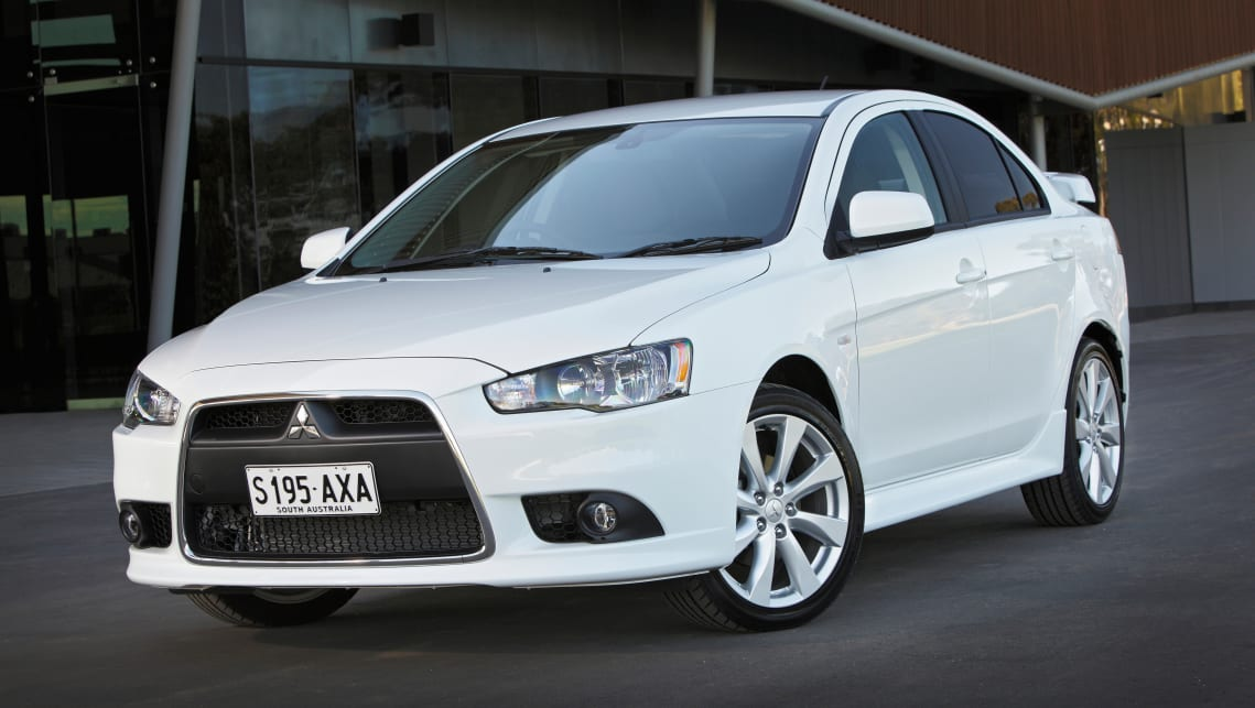 Used Mitsubishi Lancer Review: 2007 2018