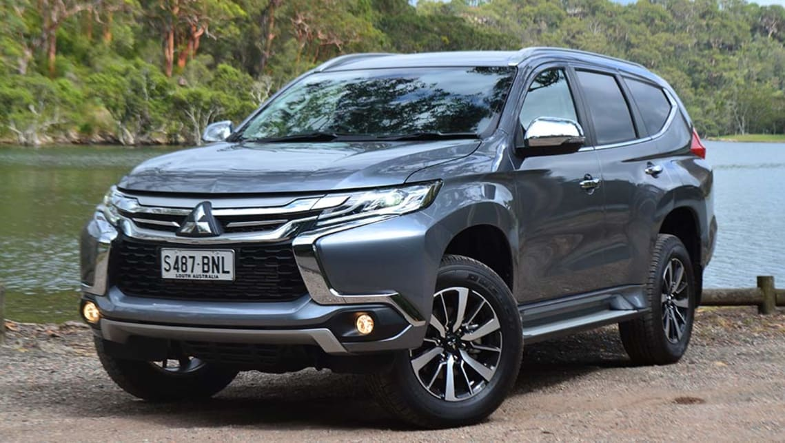 Mitsubishi Pajero Sport GLS 7 seat 2017 review | road test ...