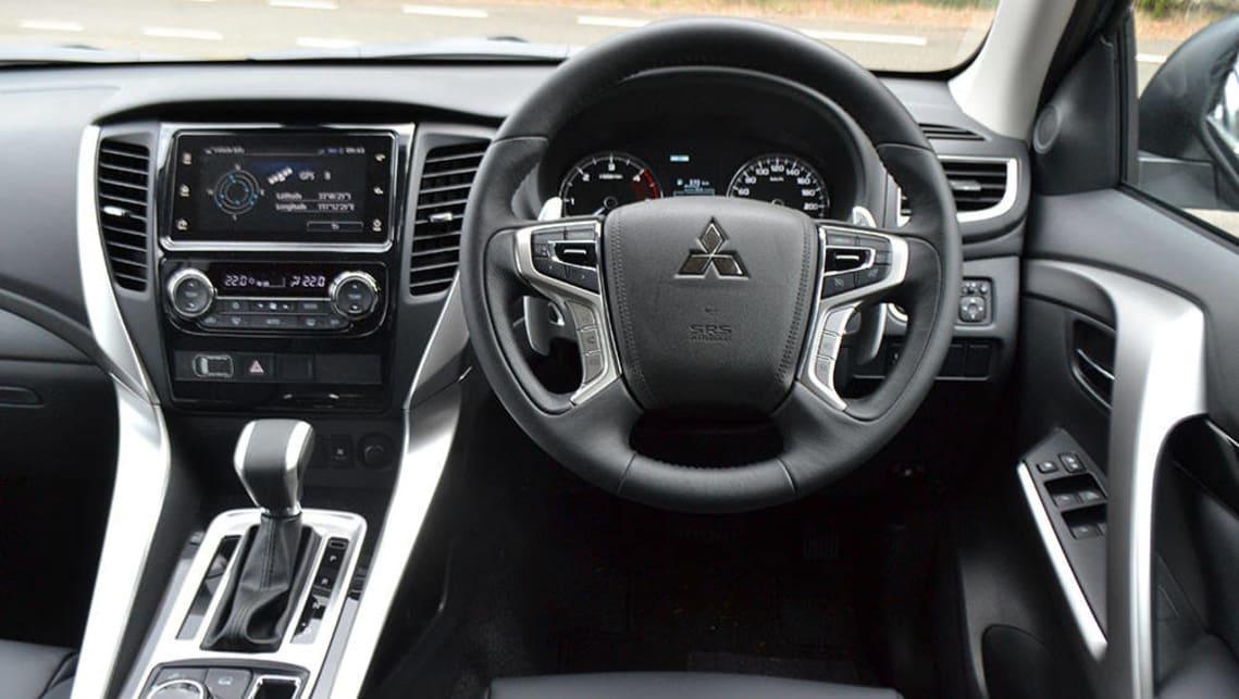 2018 Mitsubishi Montero Usa >> Montero Sport Interior 2018   Psoriasisguru.com