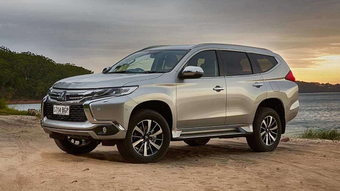 Family Car 8 Seater >> Mitsubishi Pajero Sport gets seven seats - Car News | CarsGuide