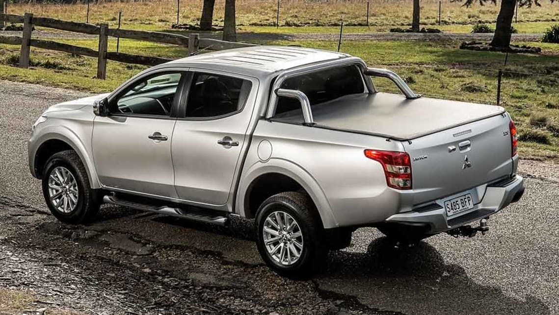 Awesome 2016 Mitsubishi Triton Exceed 4WD Dualcab Ute Review
