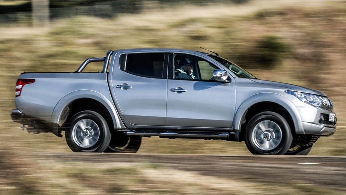 Unique 2016 Mitsubishi Triton Exceed 4WD Dualcab Ute Review