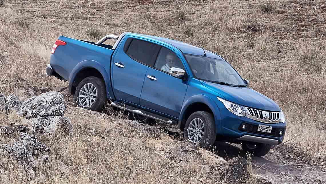 Mitsubishi triton comparison