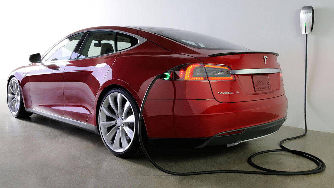 Tesla Model S Review Snapshot CarsGuide - 2014 tesla model s