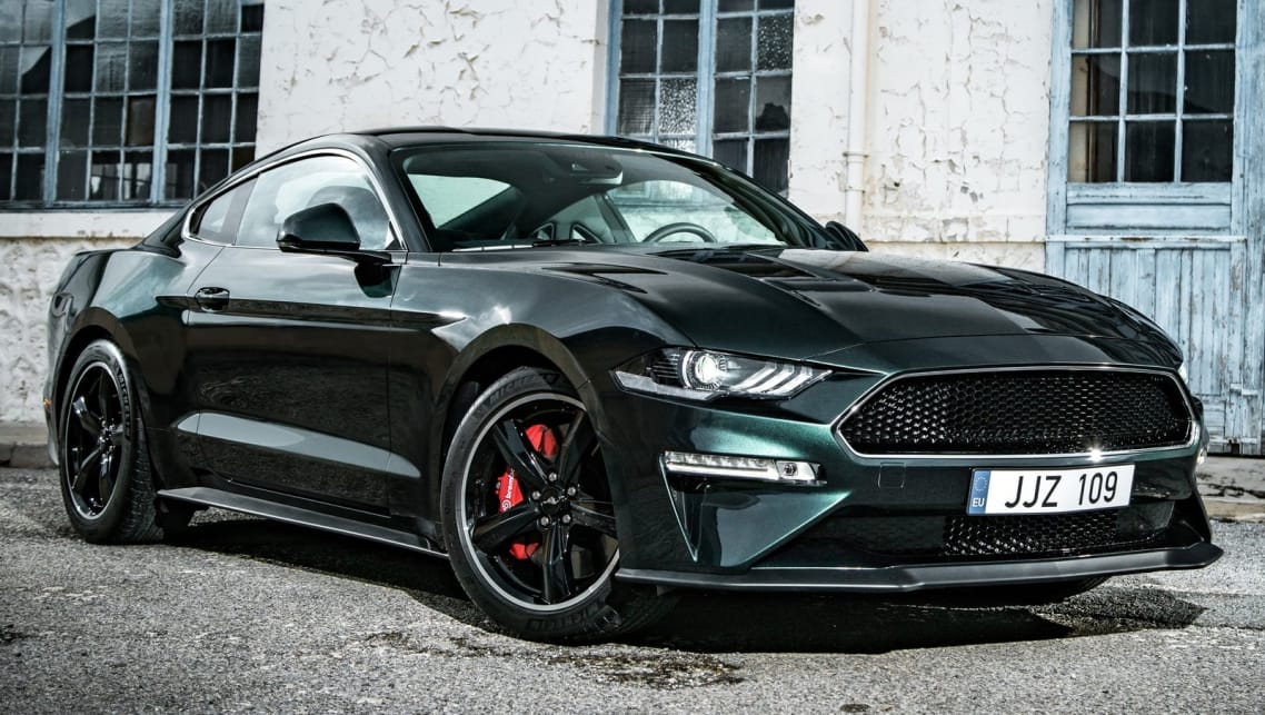 ford mustang bullitt 2019 to make australian debut at. Black Bedroom Furniture Sets. Home Design Ideas