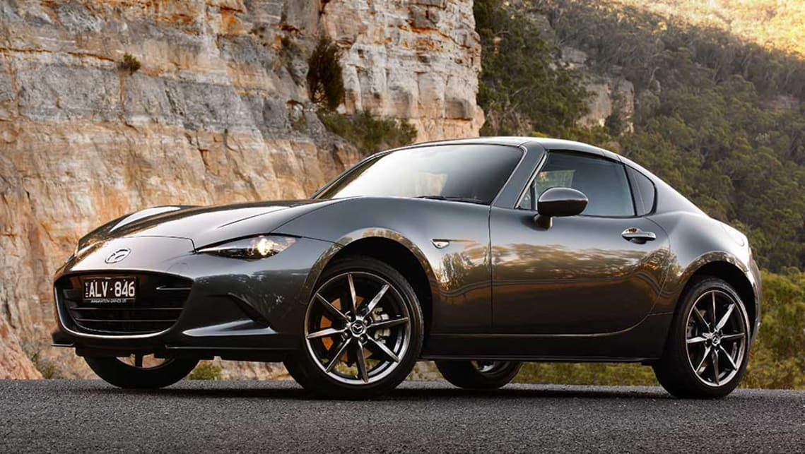 Mazda Mx 5 Rf 2017 Review Carsguide