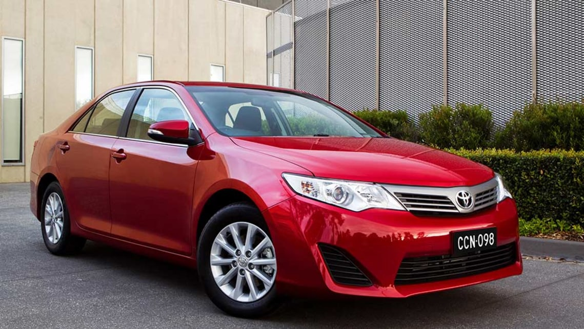 Toyota Camry - a reliable used buy.