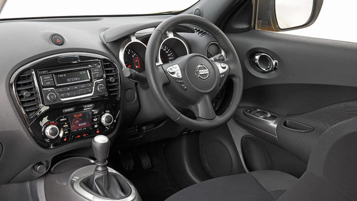 2015 nissan juke ti s review road test carsguide for Nissan juke automatik