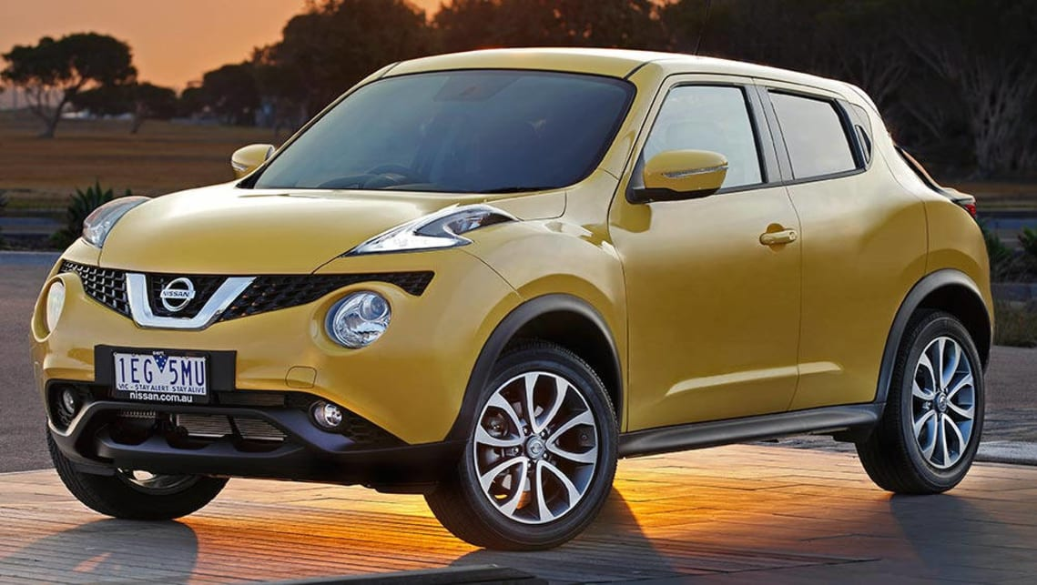 Nissan juke 2016 review