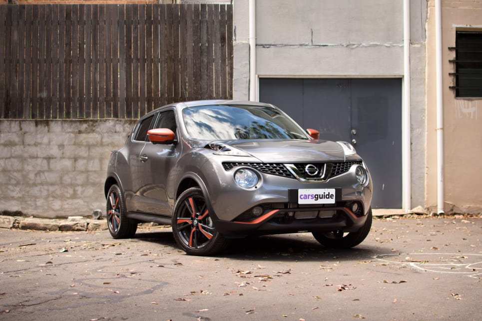 Nissan Juke 2019 review: Ti-S