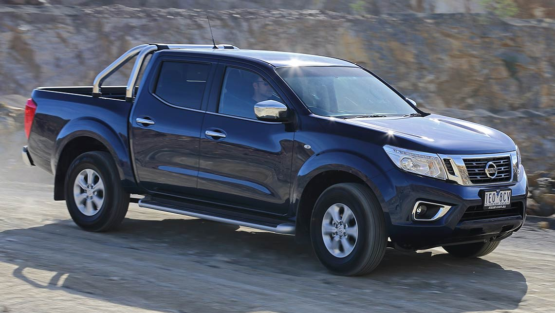 nissan navara dual cab st 4x4 2016 review carsguide. Black Bedroom Furniture Sets. Home Design Ideas