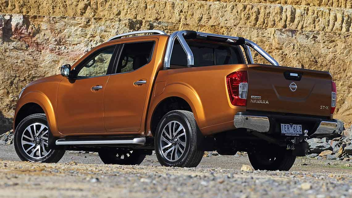 2015 NP300 Nissan Navara review | first drive video | CarsGuide