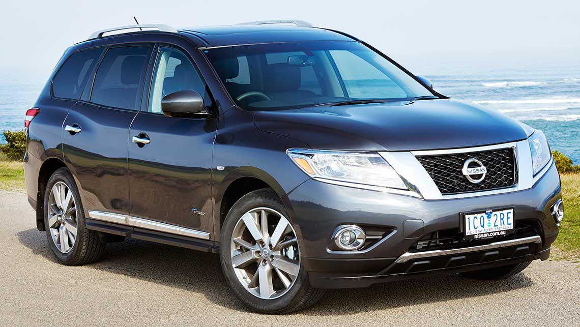 Nissan Pathfinder Hybrid St 2015 Review Carsguide. 2014 Nissan Pathfinder Hybrid. Nissan. 2013 Nissan Pathfinder Rear Wiring Diagram At Scoala.co