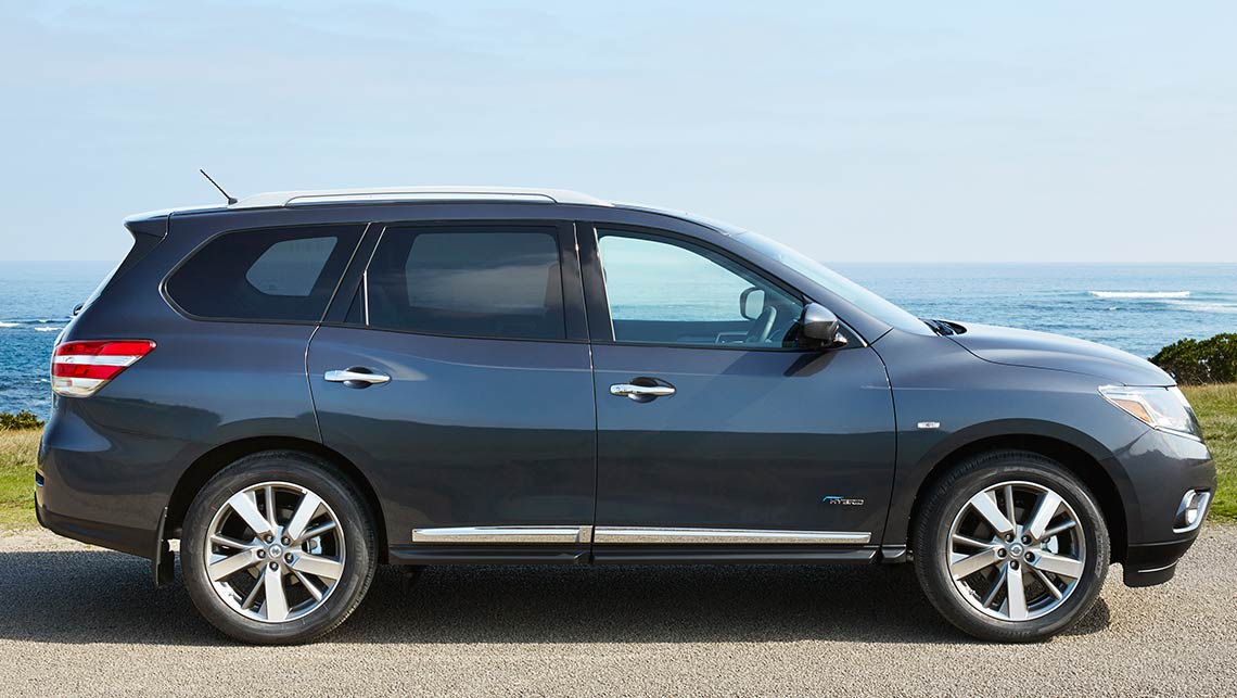 2014 Nissan Pathfinder Pictures | Top Auto Magazine