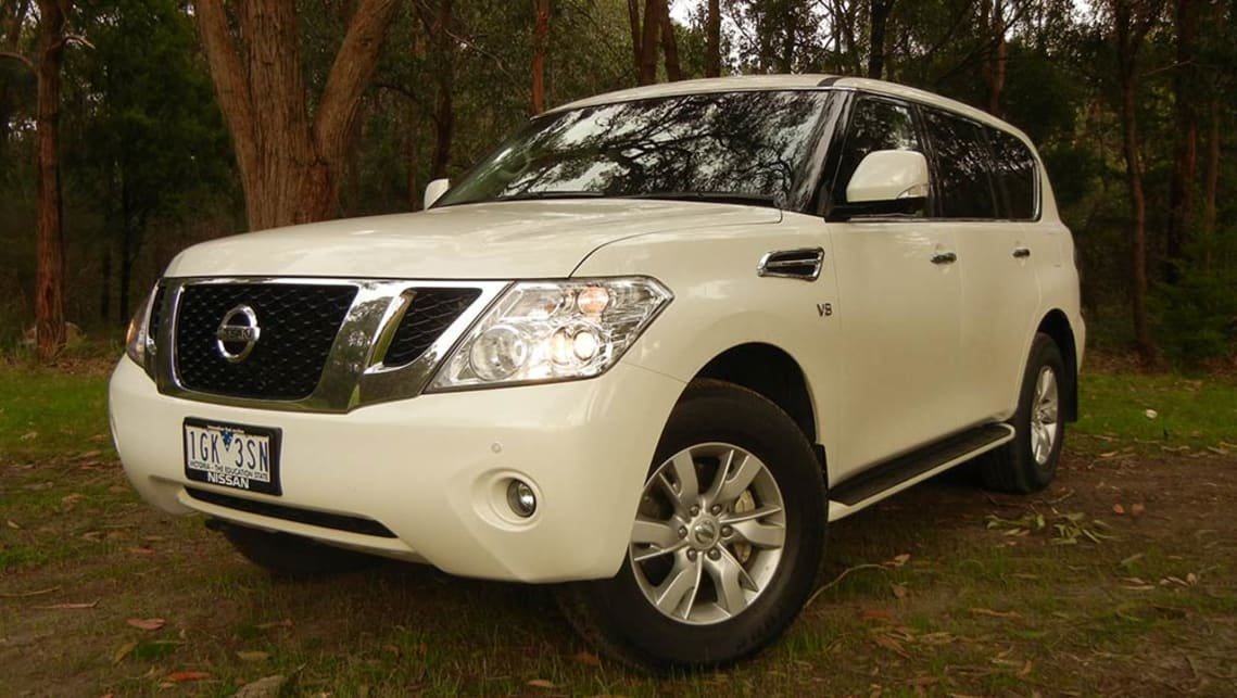 Nissan Patrol Ti Y62 2016 review | CarsGuide
