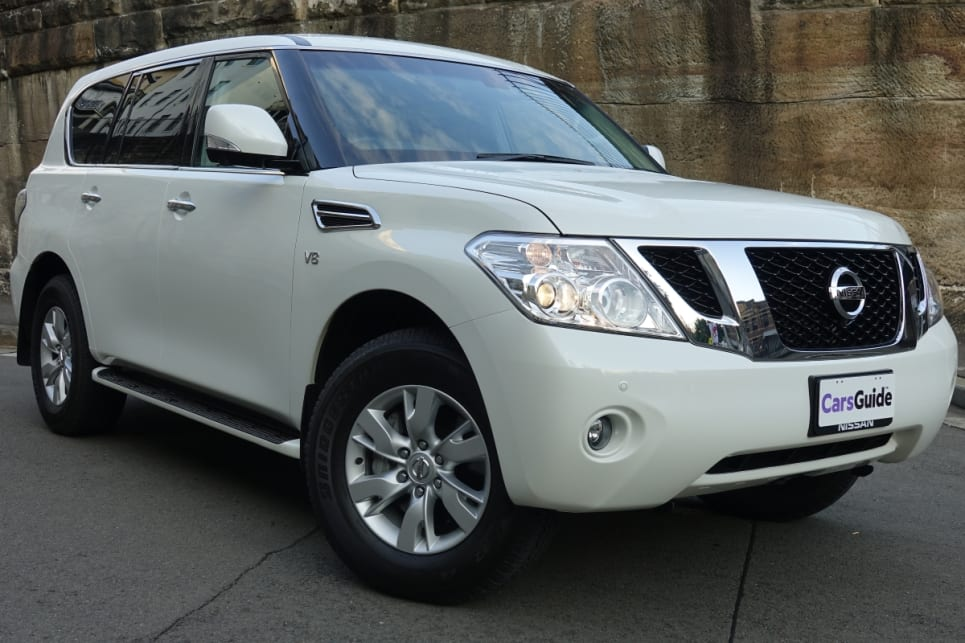 Nissan Patrol Ti 2017 Review | CarsGuide