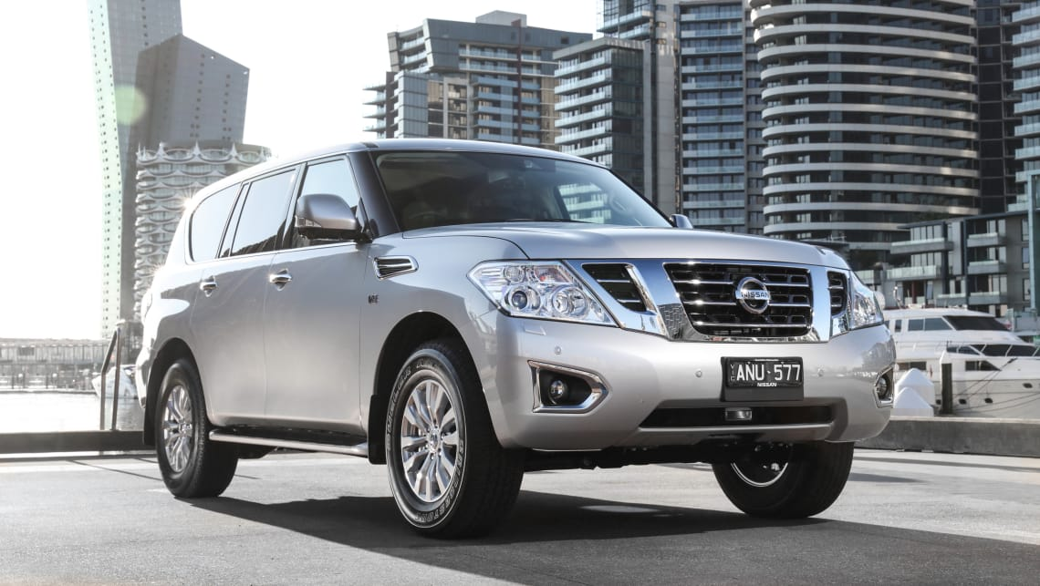 Nissan Patrol Diesel What Happened To It Car Advice Carsguide