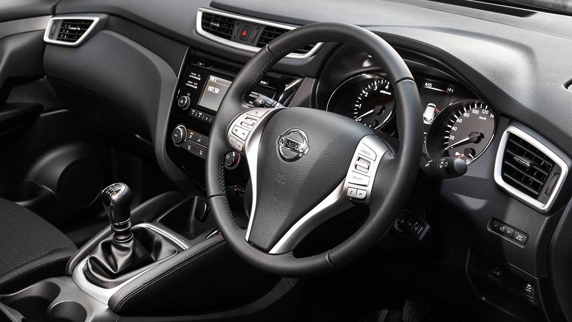 Nissan Qashqai 2017 Review Carsguide