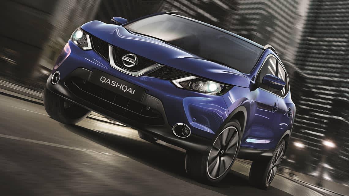 Nissan Qashqai Suv Q For A Familiar Nissan Car News