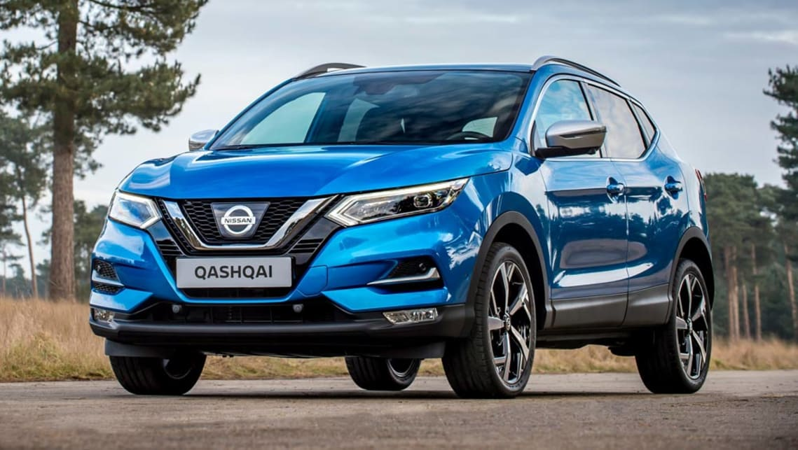 2018 nissan qashqai revealed car news carsguide for Interior nissan qashqai 2018