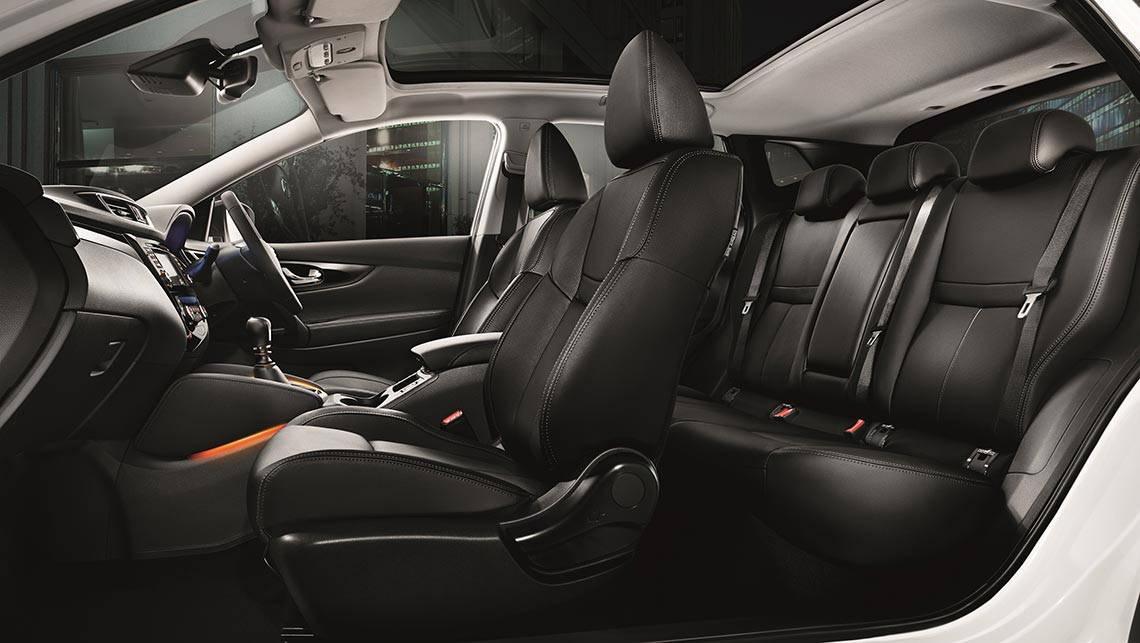 Nissan qashqai 2014 review carsguide for Interior nissan qashqai