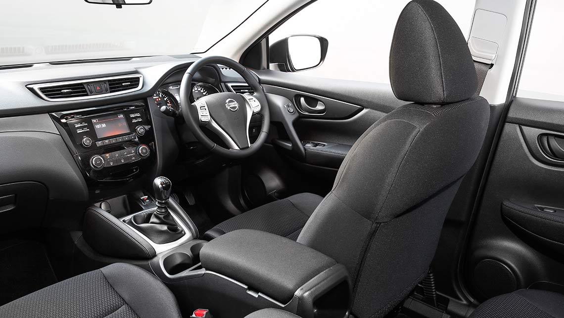 Nissan qashqai suv 2014 review carsguide for Nissan qashqai 2014 interior