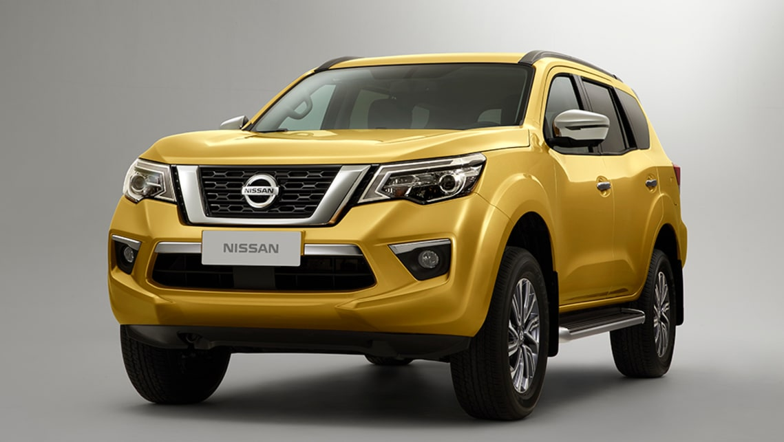 Nissan Terra 2018 Revealed Car News Carsguide