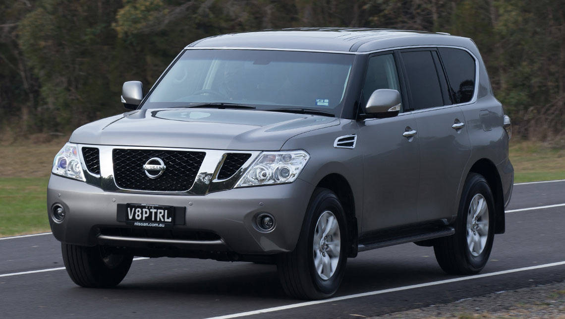Nissan Patrol Y62 2014 Review   CarsGuide