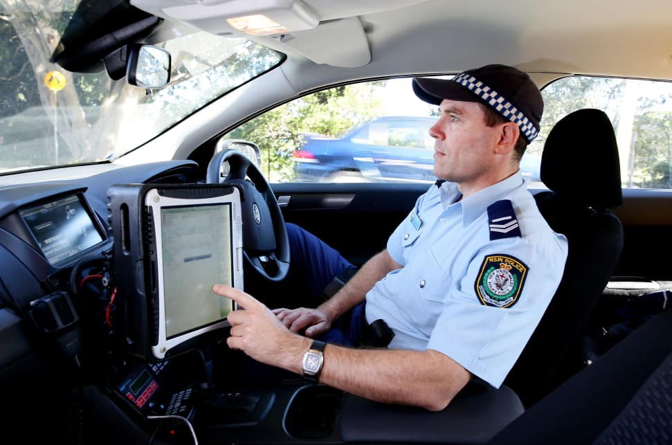 Police Cars In Nsw Are Getting Smarter Car News Carsguide
