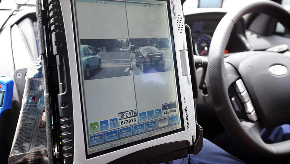 New police cameras target unregistered vehicles in NSW - Car News