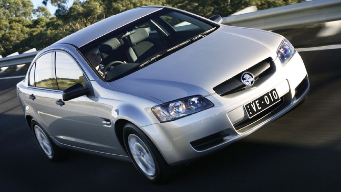 Used Holden Commodore Review 2006 2010