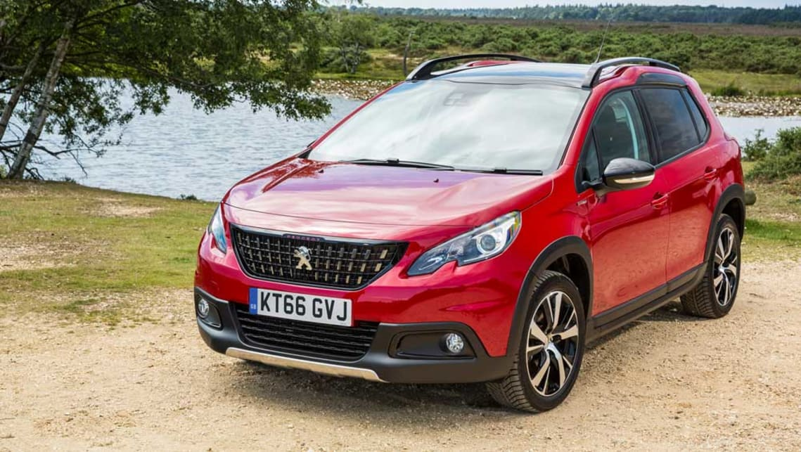2017 peugeot 2008 australian spec confirmed car news. Black Bedroom Furniture Sets. Home Design Ideas
