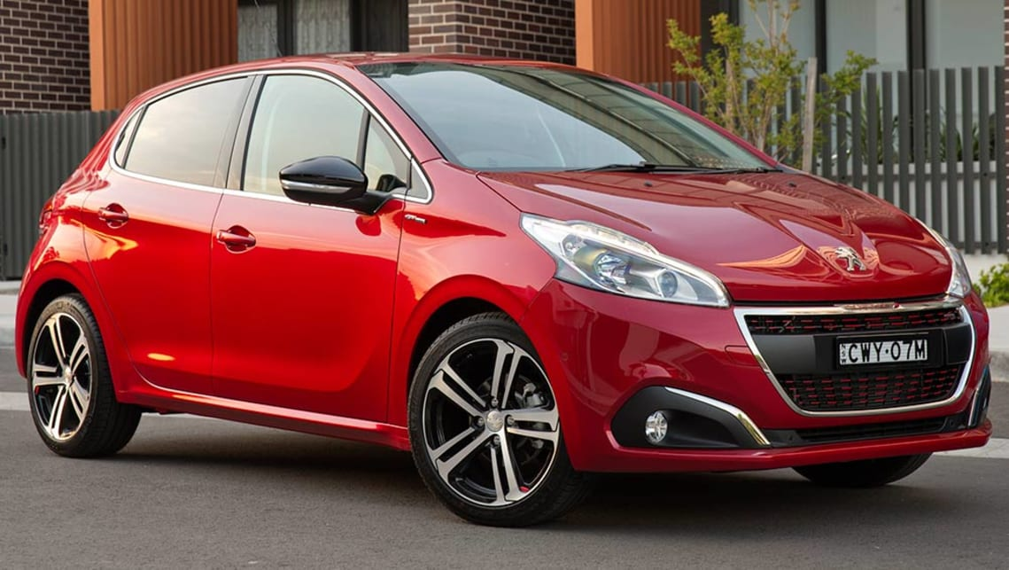 Peugeot 208 Active 2016 Review Carsguide