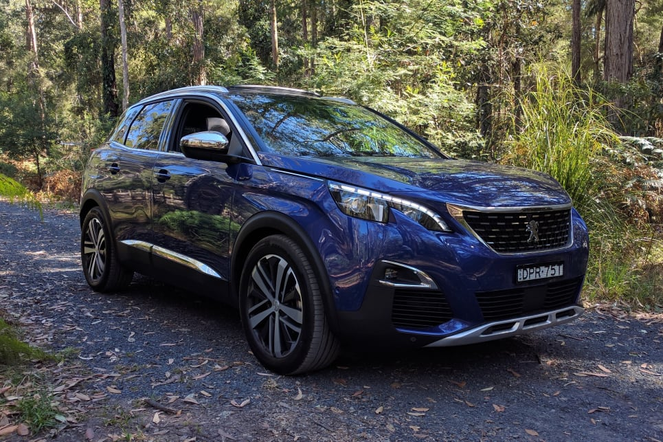 Peugeot 3008 GT 2017 review: weekend test