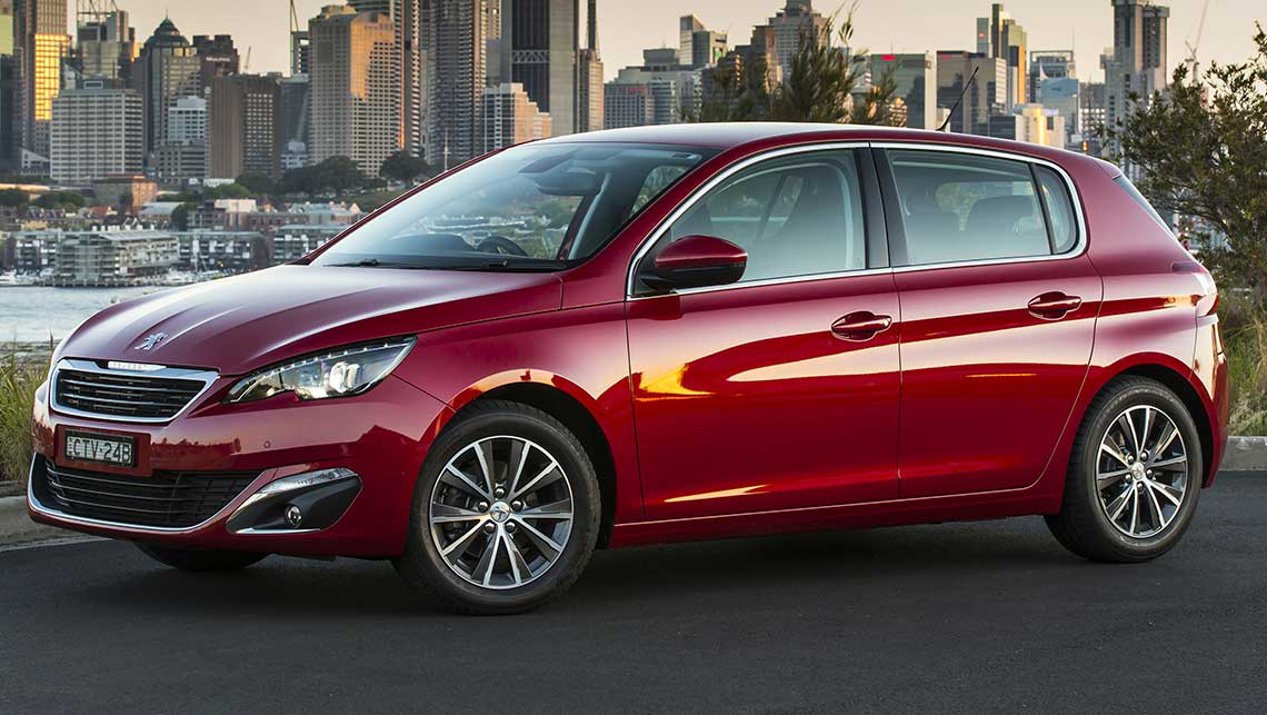 2015 peugeot 308 allure hatch review carsguide. Black Bedroom Furniture Sets. Home Design Ideas