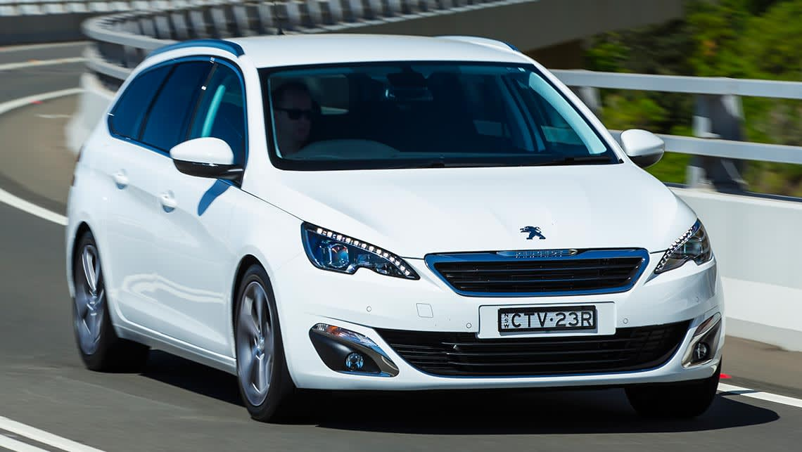 peugeot 308 allure 2015 review | carsguide