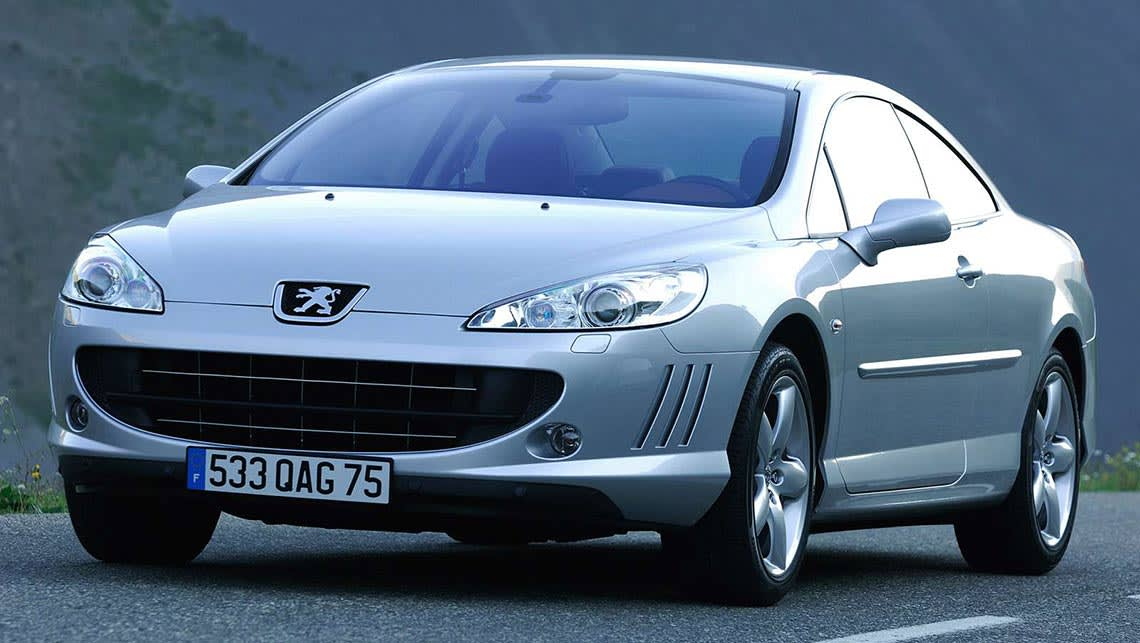 Used Peugeot 407 Review 20052011 Carsguiderhcarsguideau: Peugeot 406 Engine Diagram Also Ford 3 7 V6 At Gmaili.net